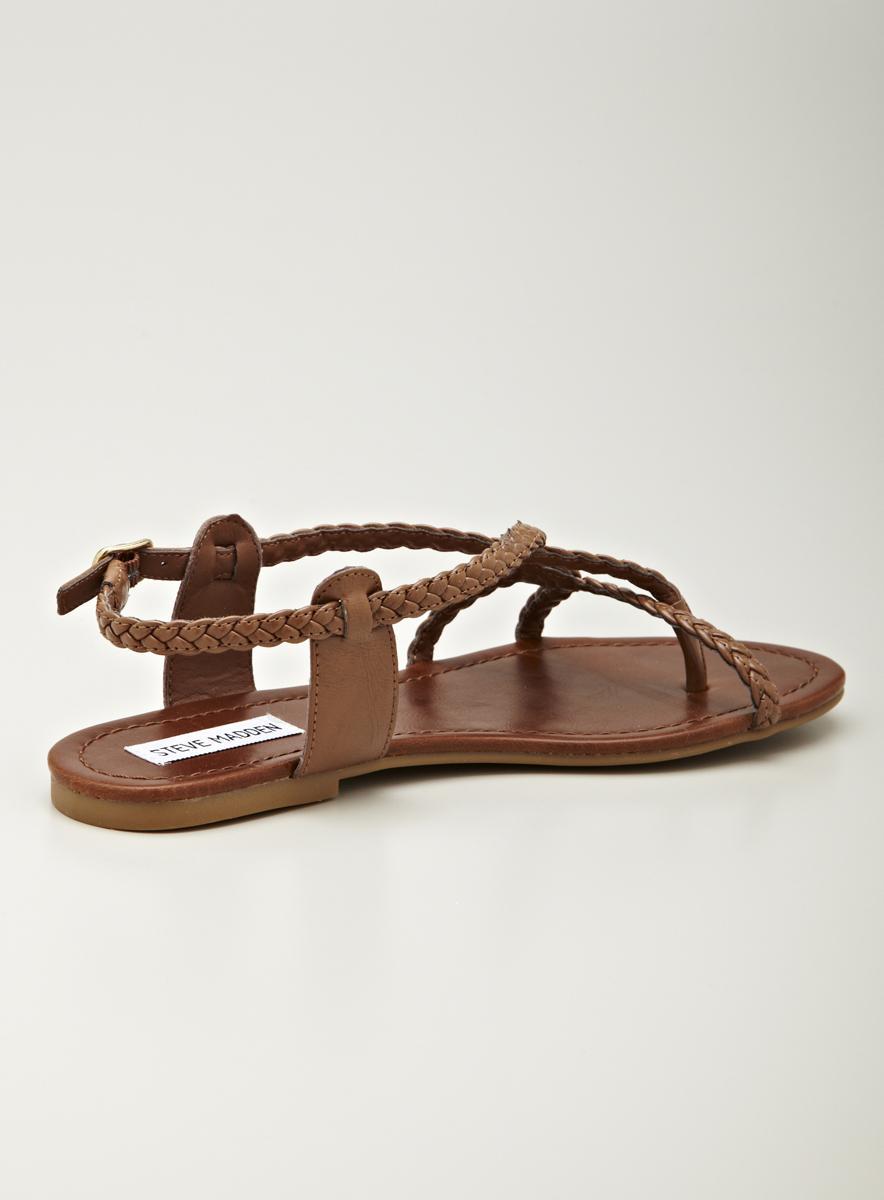 Steve Madden Flat Strappy Sandal