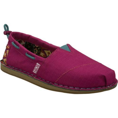 Women's Skechers BOBS Chill Global Welfare Purple/Teal