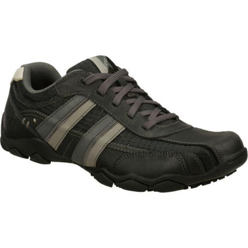 Men's Skechers Diameter Bravo Black/Gray