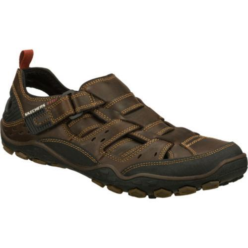 Men's Skechers Pebble Hideo Brown