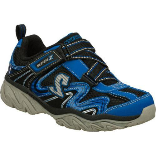 Boys' Skechers Ragged Motley Blue/Black