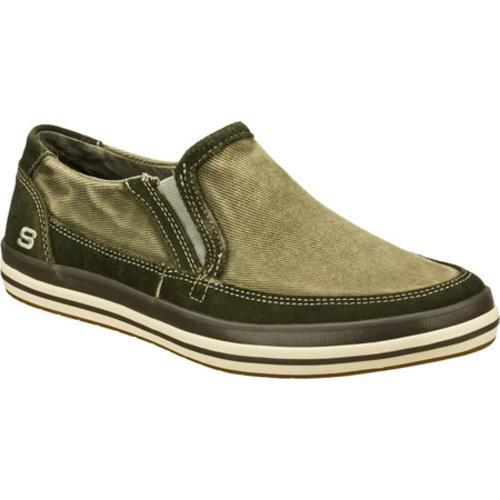 Men's Skechers Relaxed Fit Diamondback Sione Charcoal