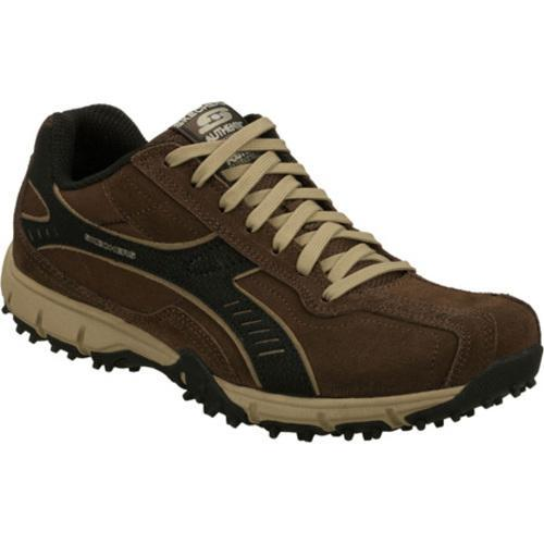 Men's Skechers Urban Flex Top Shelf Brown - Thumbnail 0