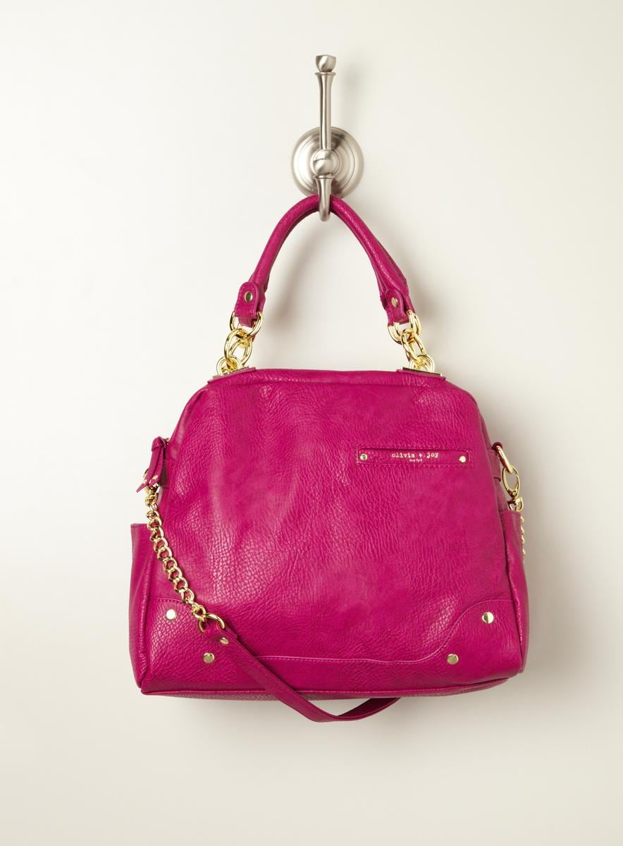 Olivia + Joy Double Handle Satchel