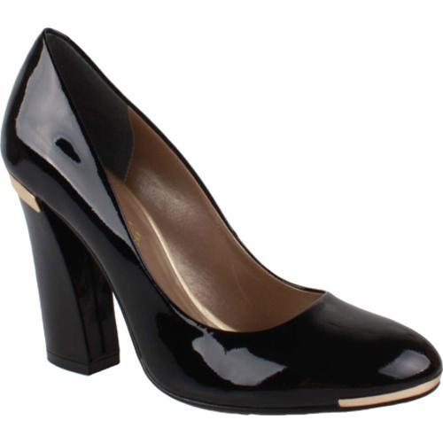 Women's J. Renee Rattle Black Patent