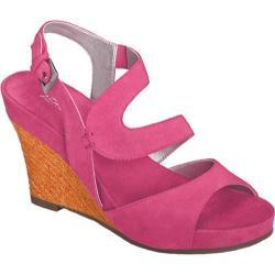 Women's Aerosoles Plush Money Pink Suede