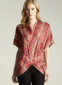 Marc By Marc Jacobs Serpent print jersey
