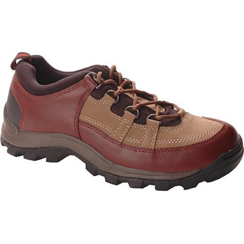 Men's Propet Turf Walker Olive Nubuck/Brown - Thumbnail 0