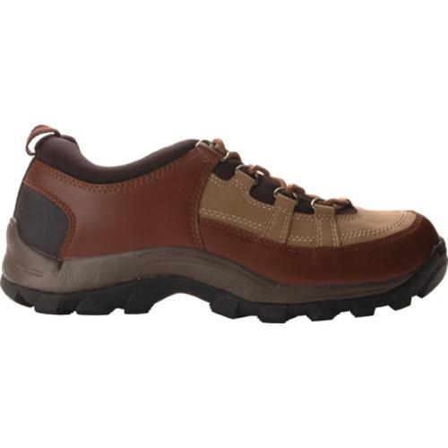 Men's Propet Turf Walker Olive Nubuck/Brown - Thumbnail 1
