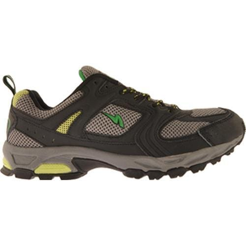 Men's A'Rock Brazen Black/Dark Grey/Green - Thumbnail 1