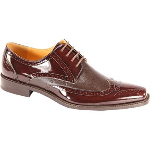 Men's Giorgio Venturi 6280 Burgundy Smooth Leather