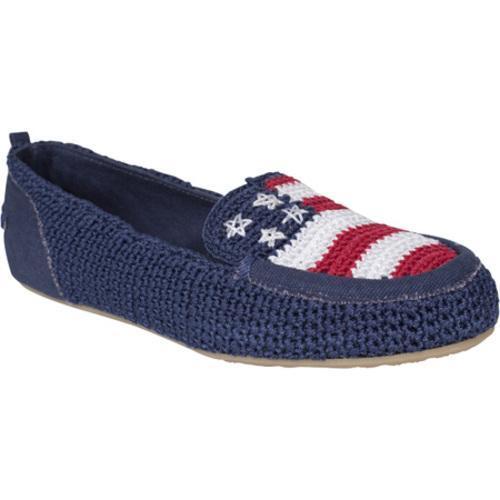 Women's THE SAK Lisa Crochet Driver Americana