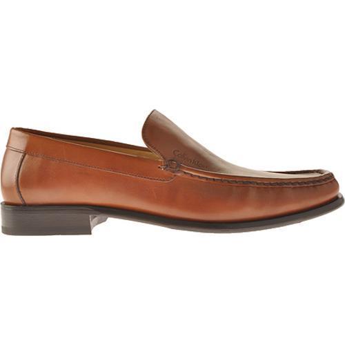 Men's Calvin Klein Neil Cognac Dress Calf
