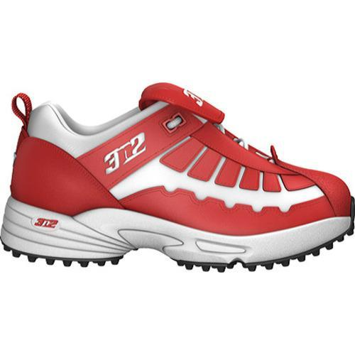Men's 3N2 Pro Turf Trainer Low Red/White