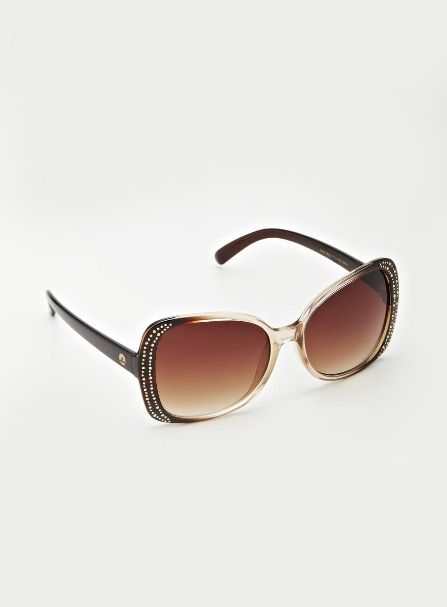 Big Buddha Studded Sunglasses
