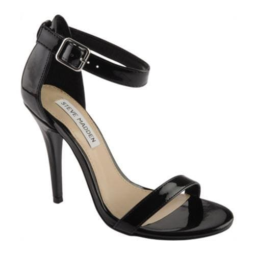 07fc79bc519 Shop Women s Steve Madden Realove Black Patent PU - Free Shipping Today -  Overstock - 7975568