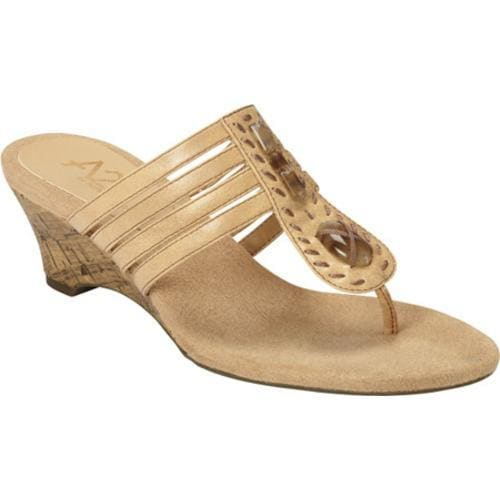 Women's A2 by Aerosoles Mound Cake Tan