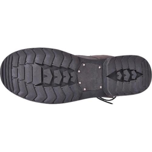 Men's Bed Stu Region Black Greeland Leather/Suede
