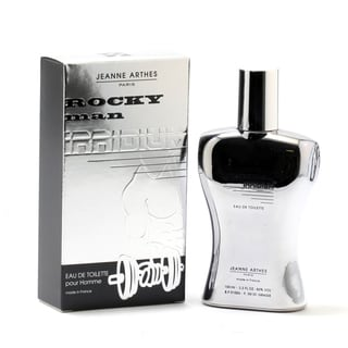 Jeanne Arthes Rocky Man Irridium Men's 3.4-ounce Eau de Toilette Spray