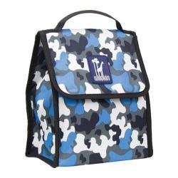 Wildkin Blue Camo Munch 'n Lunch Bag