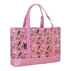 Women's Wildkin Tote-All Horses in Pink