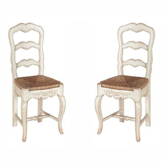 nuLOOM Casual Living Vintage Natural Dining Chair (Set of 2)