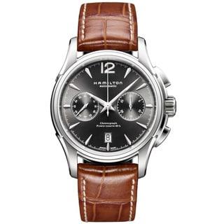 Hamilton Jazzmaster Auto Chrono Watch