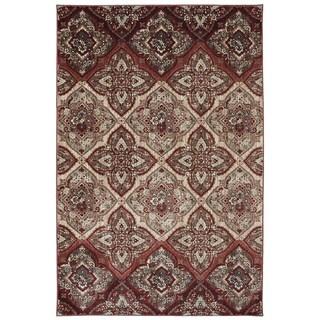 Mohawk Dryden Chapel Tundra Rug (9'6 x 12'11)