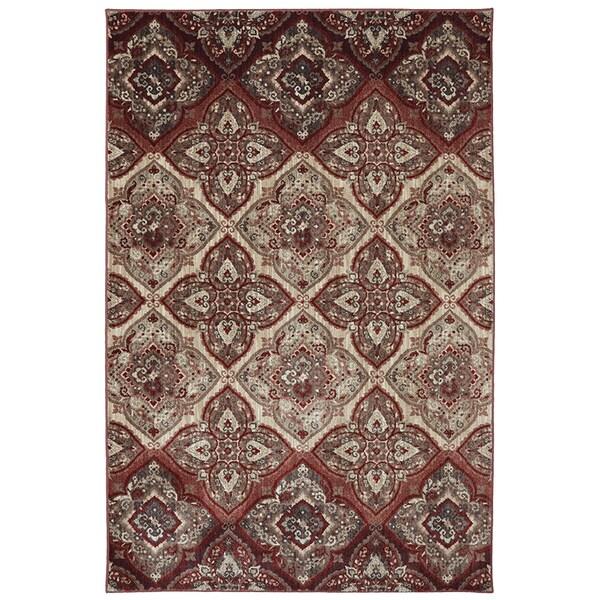 "Mohawk Home Dryden Chapel Mesquite Rug (9'6 x 12'11) - 9'6"" x 12'11"""