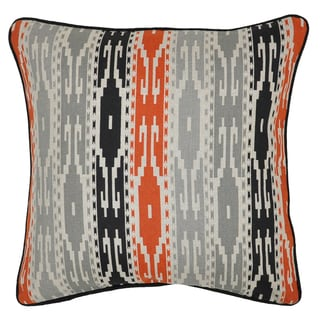 Kosas Home Spice Linen 18 x 18-inch Throw Down Pillows