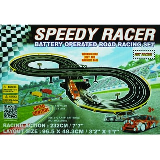 Speed Racer Racing Set
