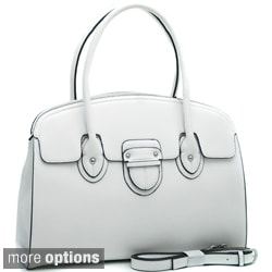 White Satchels - Shop The Best Brands Today - Overstock.com