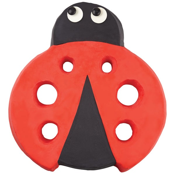 Tube Baking Pan-Lady Bug