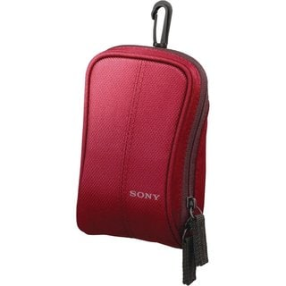 Sony LCSCS2/R Red Soft Carrying Case
