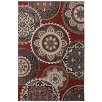 Mohawk Home Dryden Summit View Area Rug - 3'6 x 5'6