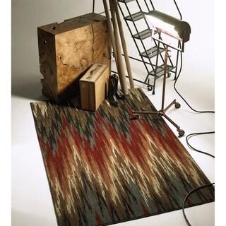 American Rug Craftsmen Dryden Big Horn Mesquite Rug (5'3 x 7'10)