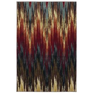 Mohawk Dryden Big Horn Mesquite Rug (8' x 11')