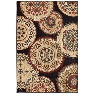 American Rug Craftsmen Dryden Summit View Muslin Rug (8' x 11')