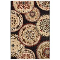Mohawk Home Dryden Summit View Muslin Rug (8' x 11') - 8' x 11'