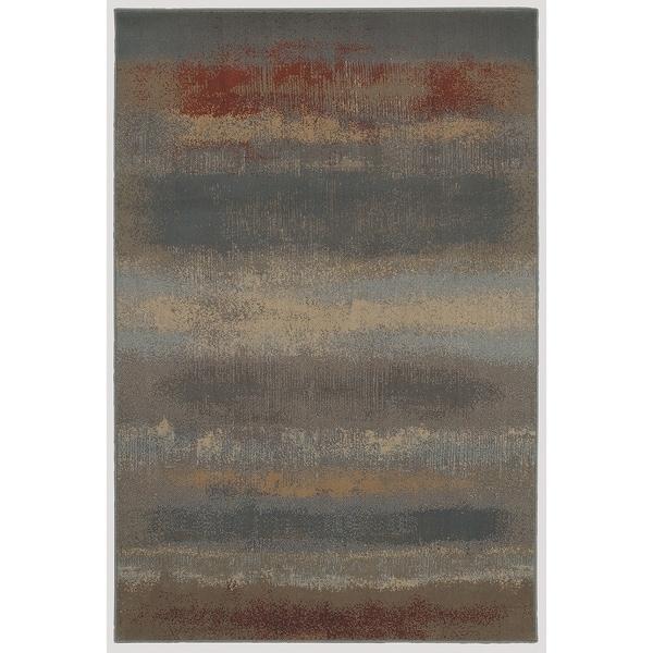 Mohawk Home Madison Rothko Sand Beige Rug (5'3 x 7'10) - 5'3 x 7'10