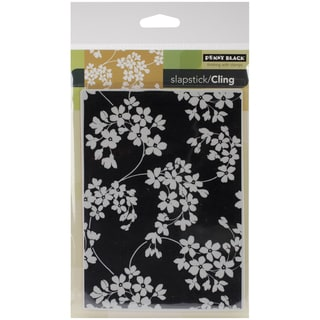 """Penny Black Cling Stamps 5""""X7.5"""" Sheet-Glory Of Modesty"""