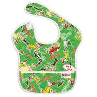 Bumkins Waterproof Modern Design SuperBib (6-24 months)