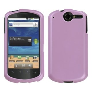 INSTEN Solid Pearl Violet Phone Case Cover for Huawei U8800 Impulse 4G