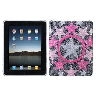 INSTEN Twinkle Diamante Tablet Case Cover for Apple iPad