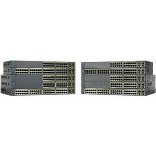 Cisco Catalyst 2960-Plus 24LC-L Ethernet Switch