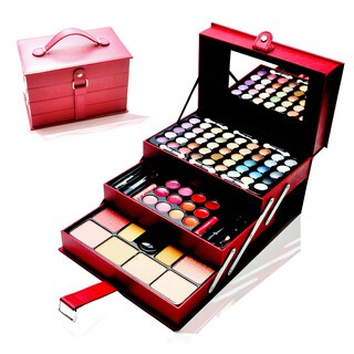 Shany Carry-all Trunk Makeup Kit