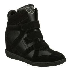 Women's Skechers SKCH Plus 3 Raise Your Glass Black/Black
