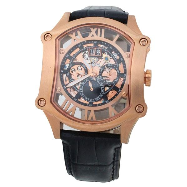 Bilette Brand Mens Stainless Steel Watch