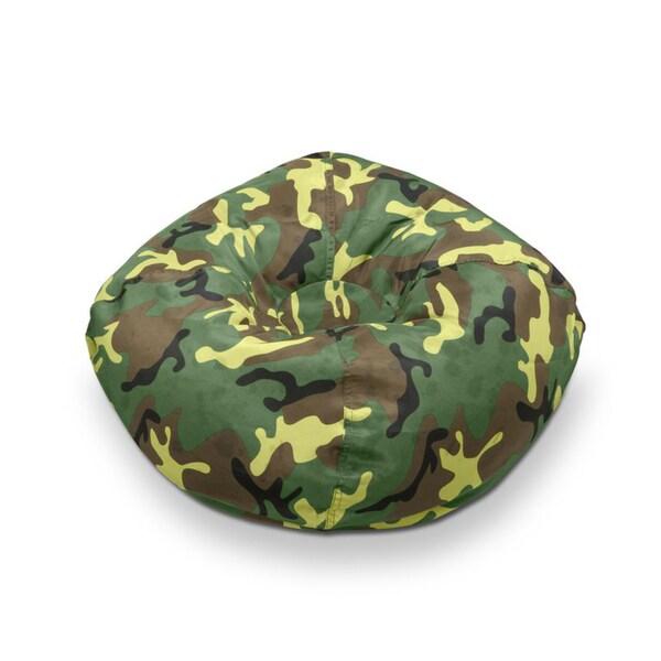 Ace Bayou Camo Bean Bag