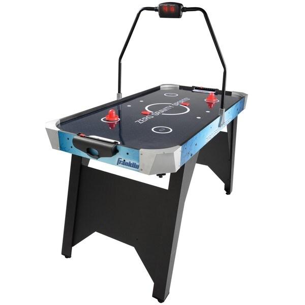 Franklin Sports 54-inch Zero Gravity Sports Air Hockey Table